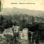 Château de Montséveny, avant 1913