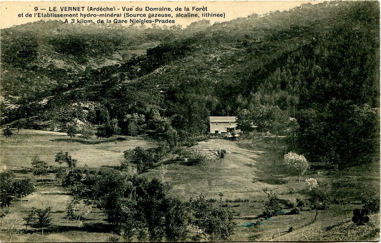 Le Vernet, avant 1902