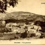Vue depuis le hameau de Salibage, entre 1920 et 1934