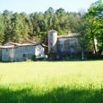 Le château de Montséveny